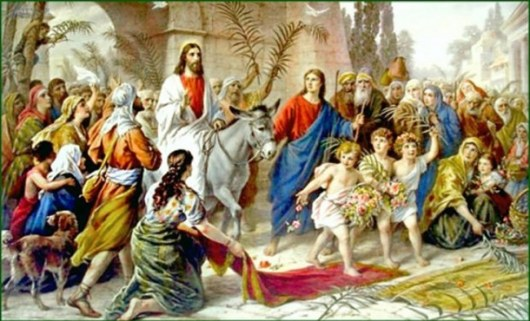 Впраздник Входа Господня вИерусалим вхрамах Поморья пройдут литургии